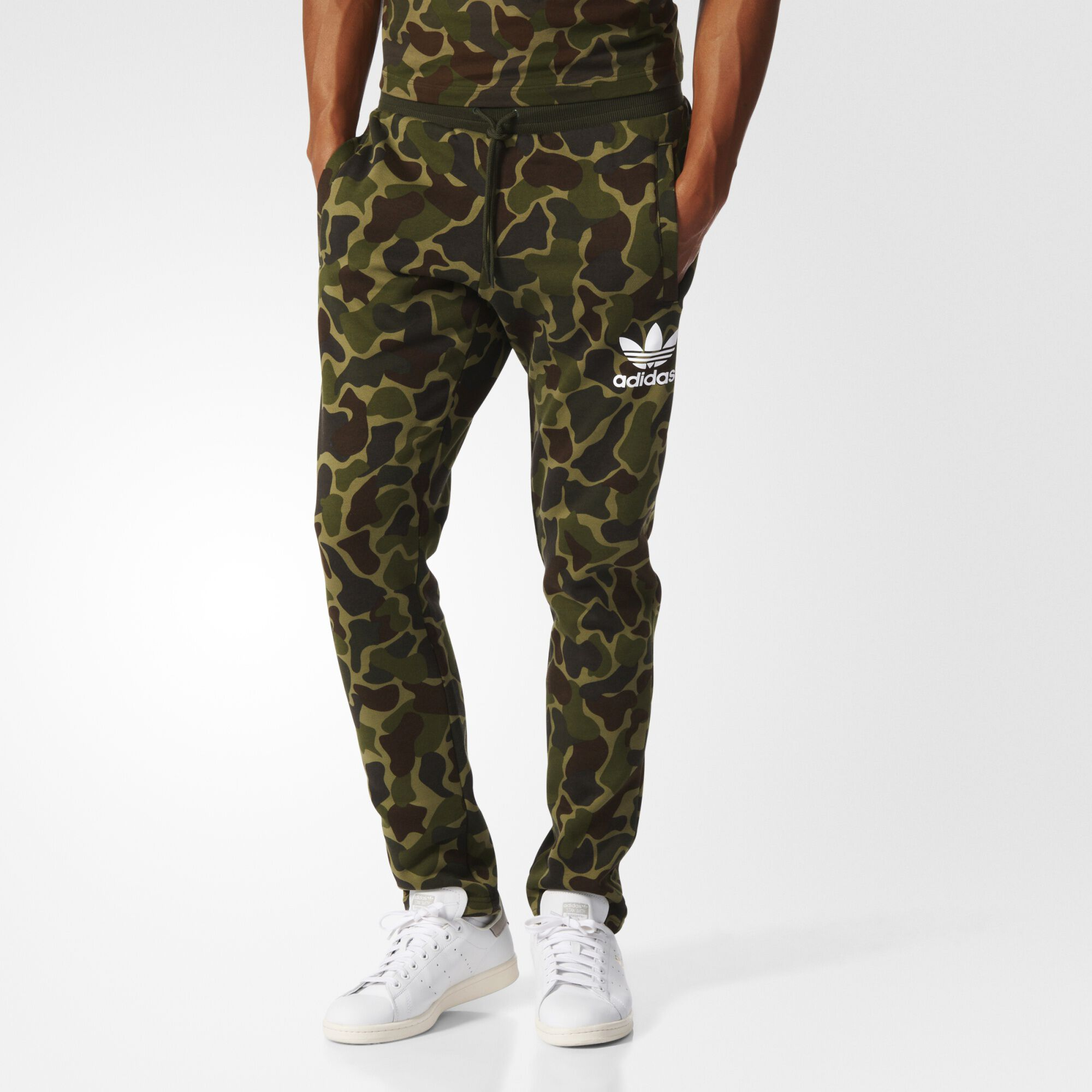 adidas skinny pants mens