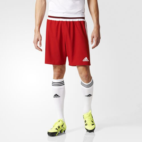 adidas - Campeon 15 Shorts Power Red S17036