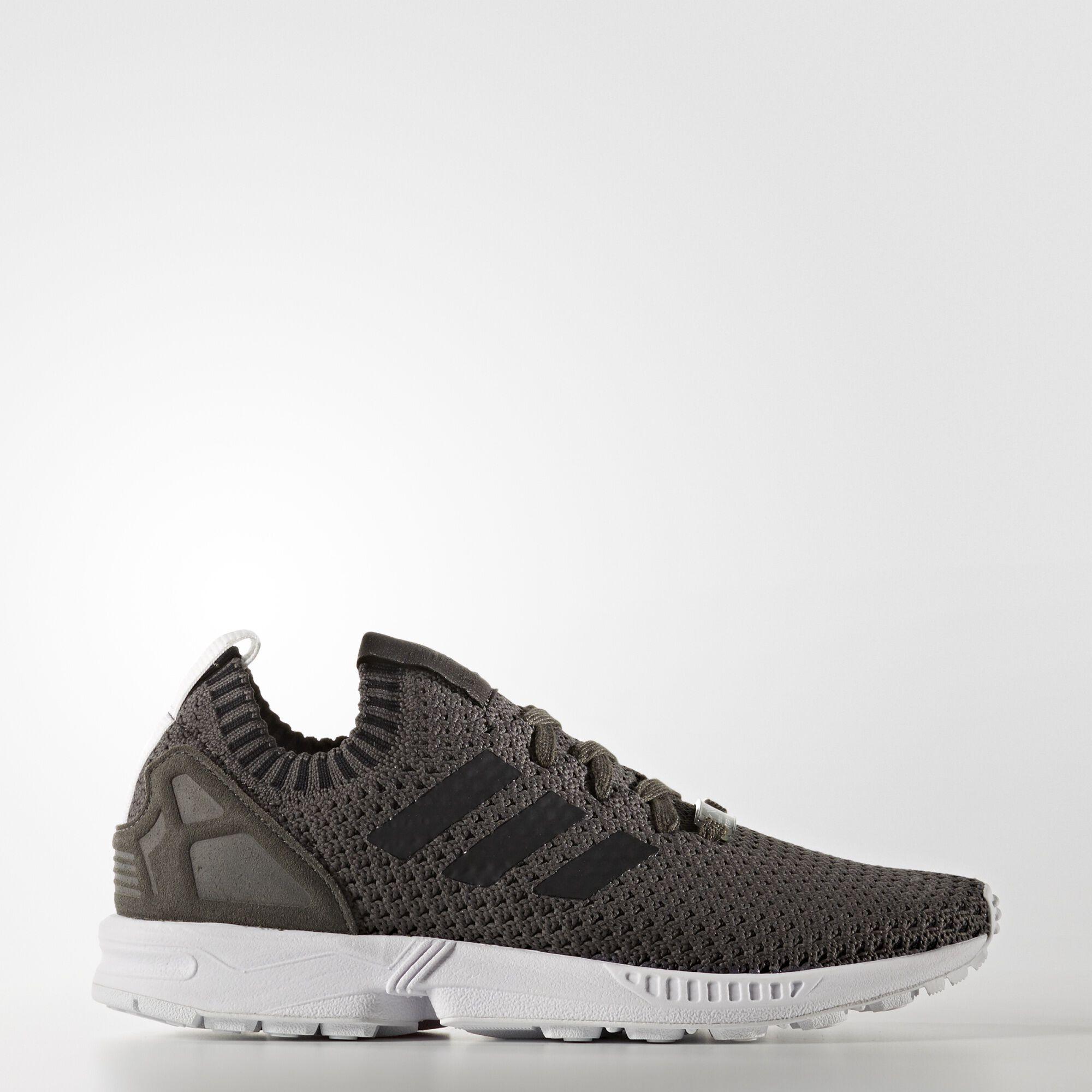 low priced de6aa bffa1 adidas flux zx grey
