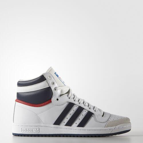 adidas - Top Ten Hi Shoes Neo White D65161
