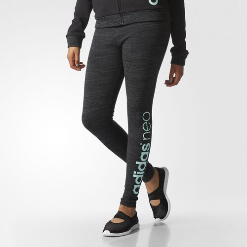 adidas - Logo Leggings Black AY5604
