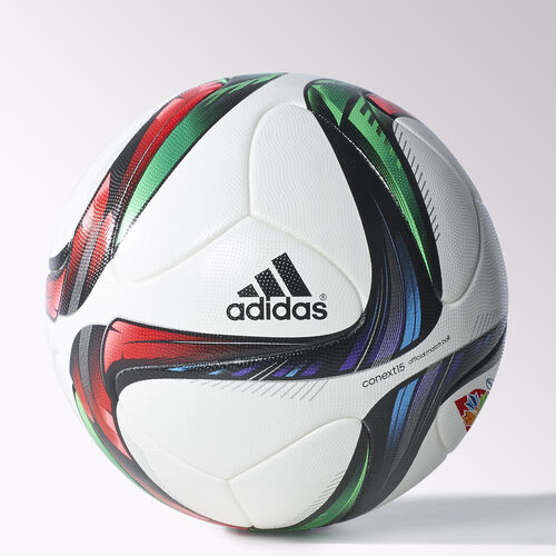 adidas - WWC Official Match Ball White  /  Night Flash  /  Flash Green M36927