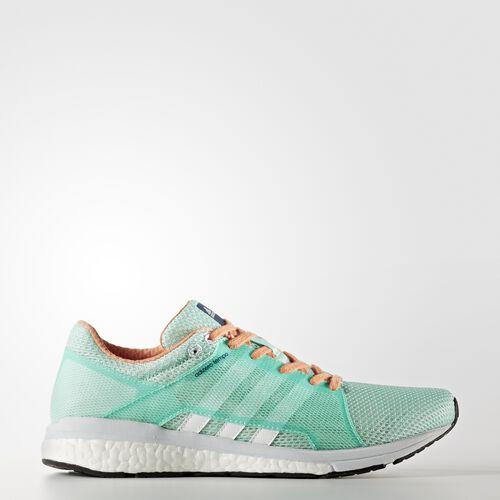 adidas - adizero tempo w Easy Green  /  Running White  /  Clear Grey BA8095