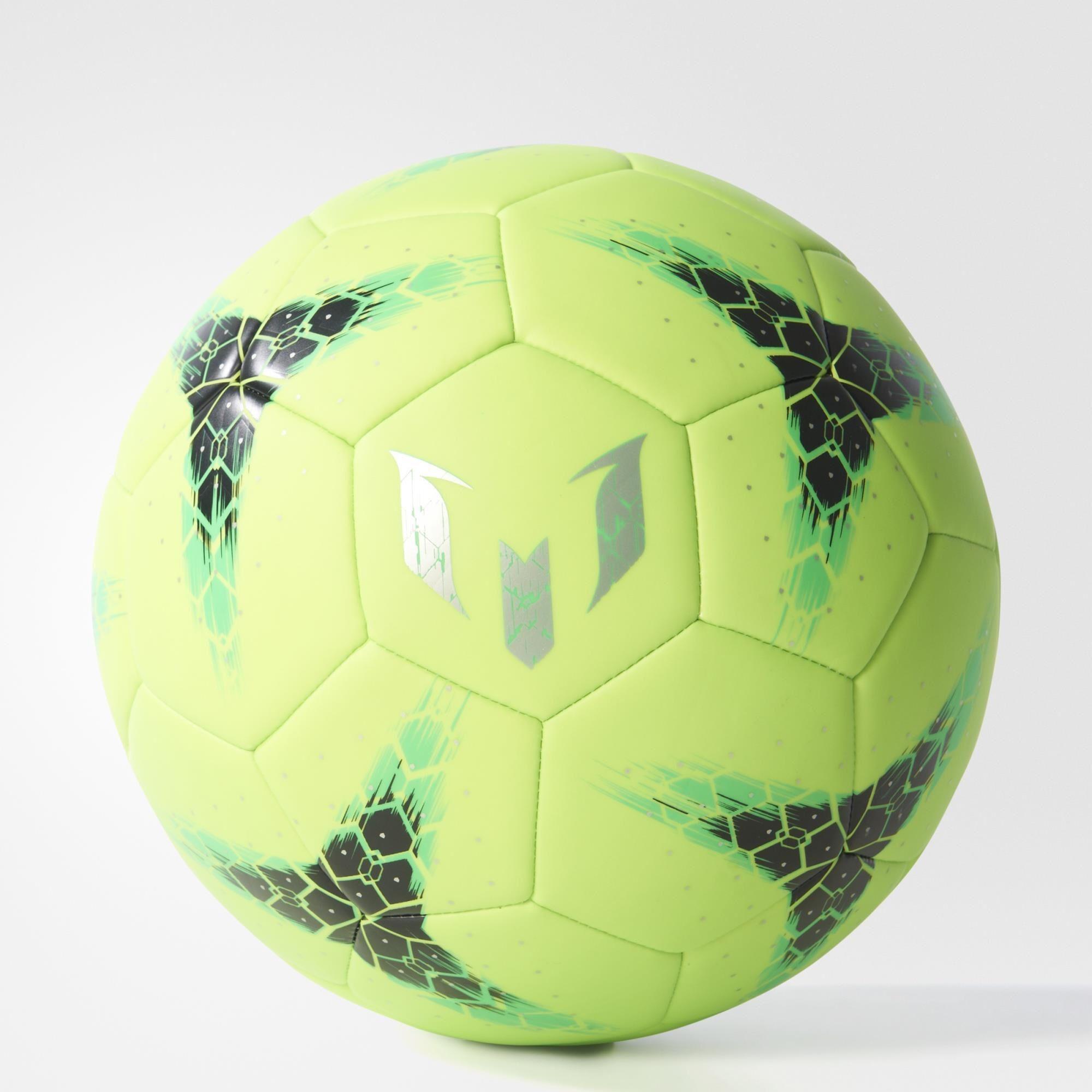 messi soccer ball adidas
