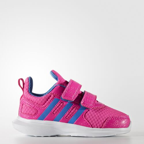 adidas - Hyperfast 2.0 Shoes Shock Pink  /  Ray Blue  /  Running White Ftw AQ3843