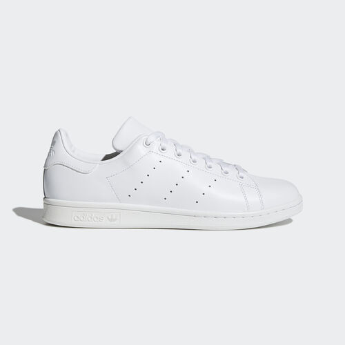 adidas - Stan Smith Shoes Running White Ftw  /  Running White  /  Running White S75104