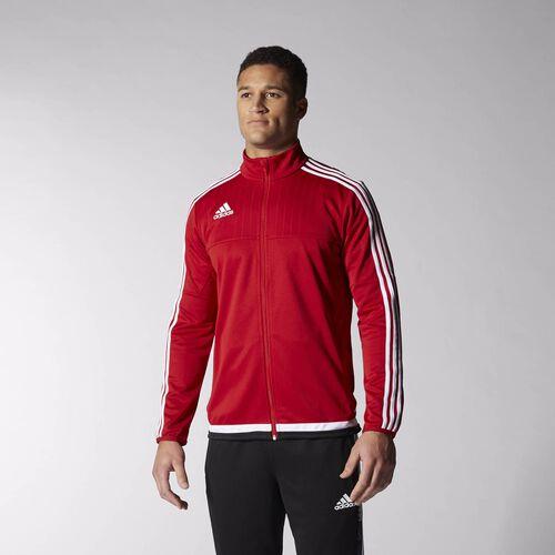 adidas - Tiro 15 Training Jacket Power Red  /  White  /  Black M64060