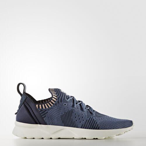 adidas zx flux adv virtue primeknit shoes blue adidas us. Black Bedroom Furniture Sets. Home Design Ideas