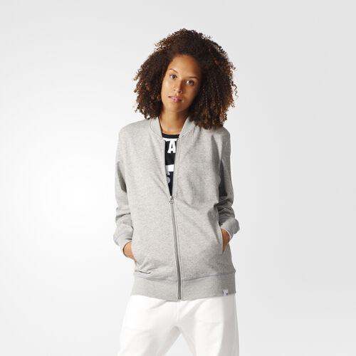 adidas - XbyO Track Jacket Medium Grey Heather BK2305