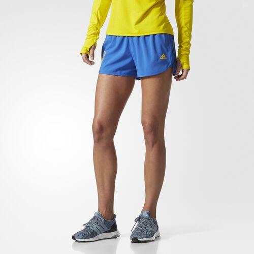 adidas - Boston Marathon® M10 Shorts Blue  /  Sun BK5365