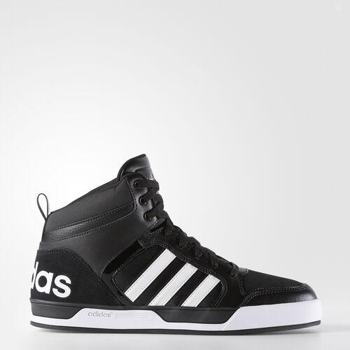 adidas - Raleigh 9tis Mid Shoes Core Black  /  Running White  /  Black AW5407