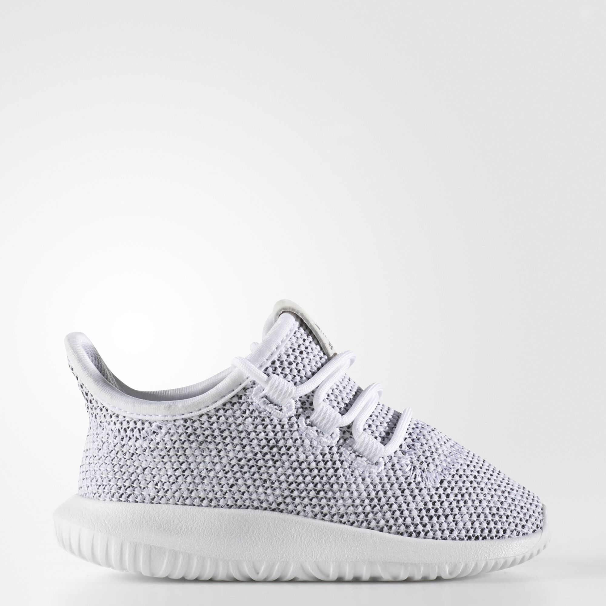Adidas White Tubular Primeknit Shoes adidas PT