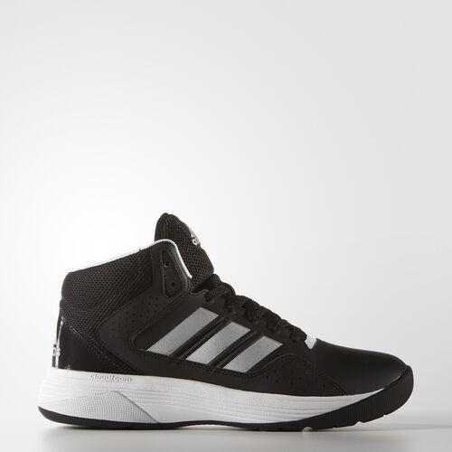 adidas - Cloudfoam Ilation Mid Shoes Core Black  /  Running White AQ1362