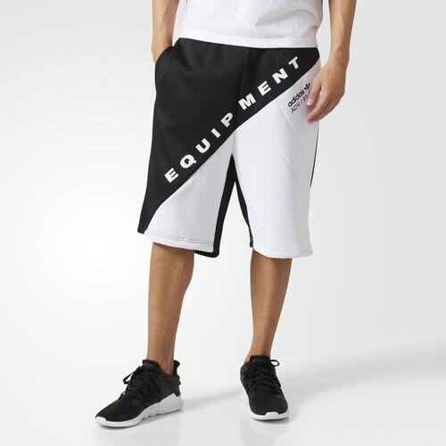 adidas - EQT Alder Shorts Black  /  White BQ2063