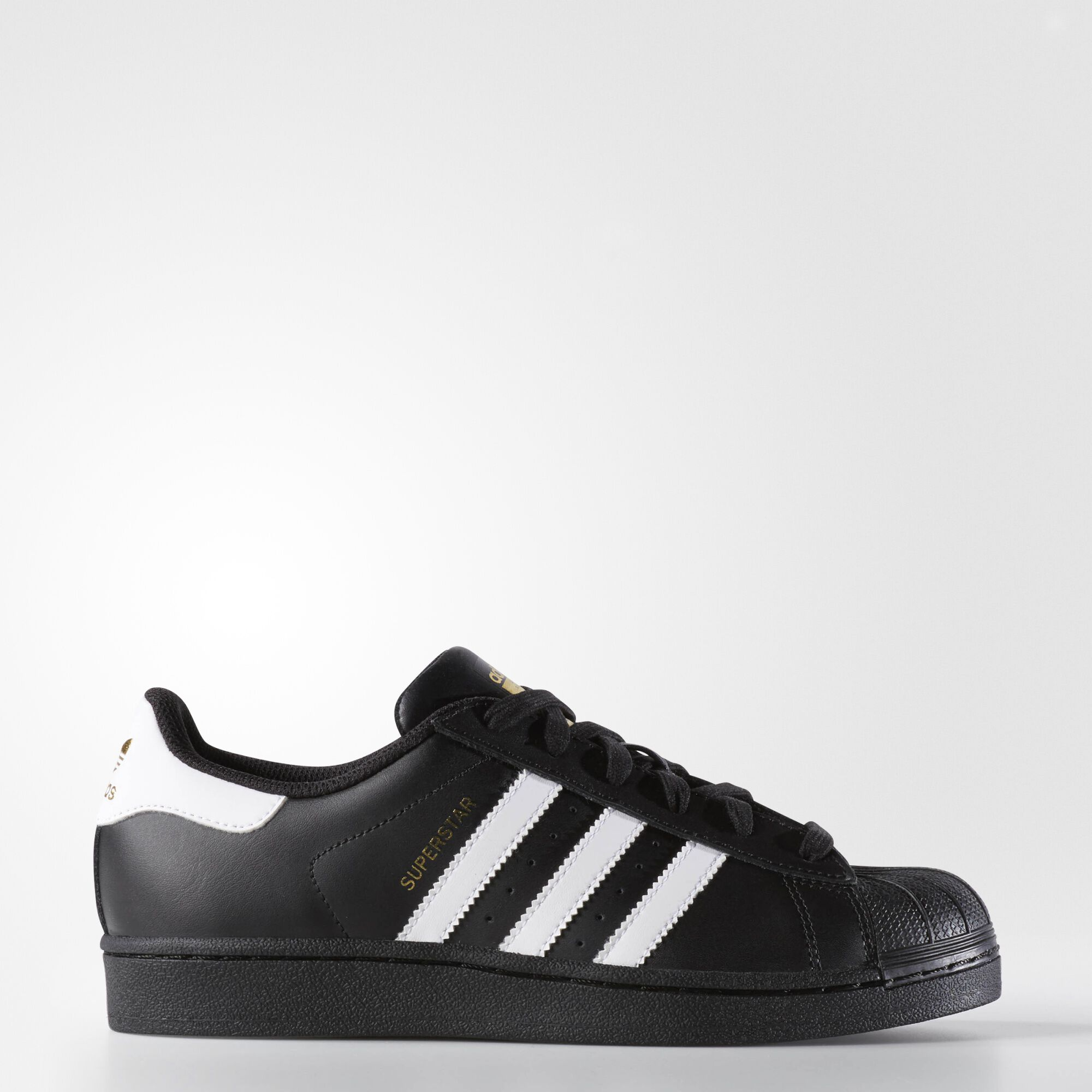 adidas superstar foundation black DLF Promenade