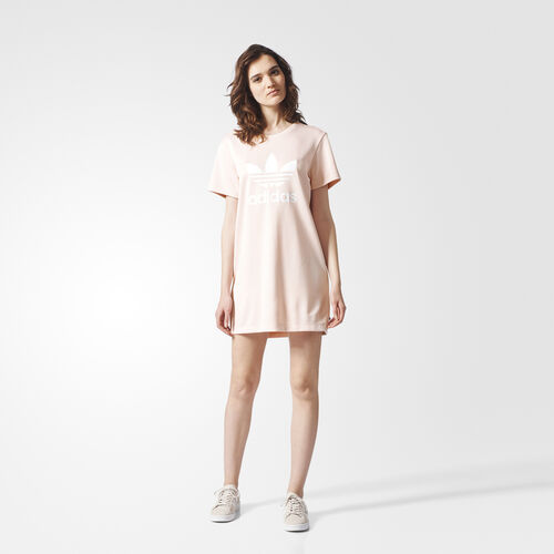 Trefoil Tee Dress