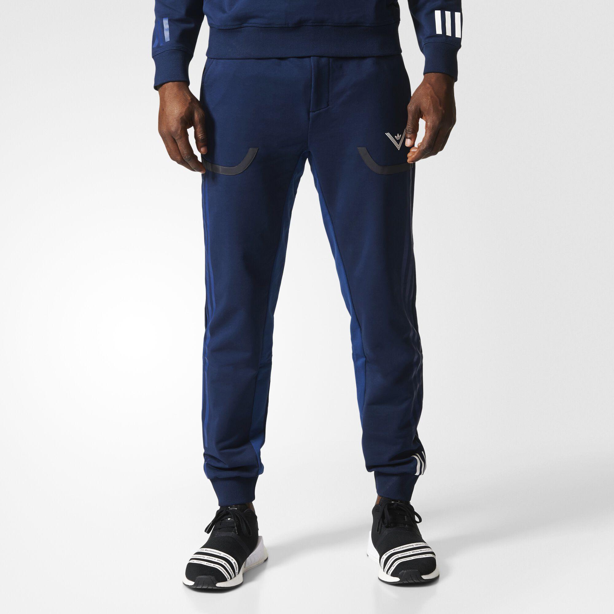 adidas 3 stripe sweat pants