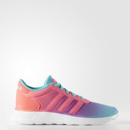 adidas - LITE RACER K Vivid Mint  /  Flash Pink  /  Neon Pink F99098