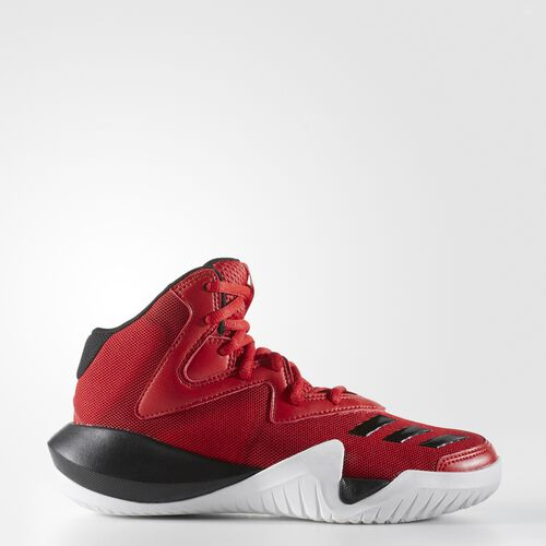 adidas - Crazy Team 2017 Shoes Scarlet  /  Black  /  Running White BY3525