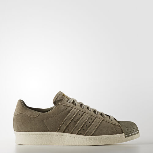 adidas - Superstar 80s Shoes Trace Cargo  /  Trace Cargo  /  Gold Metallic BB2226