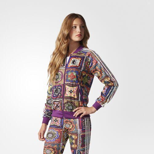 adidas - Crochita SST Track Jacket Multicolor AY6856