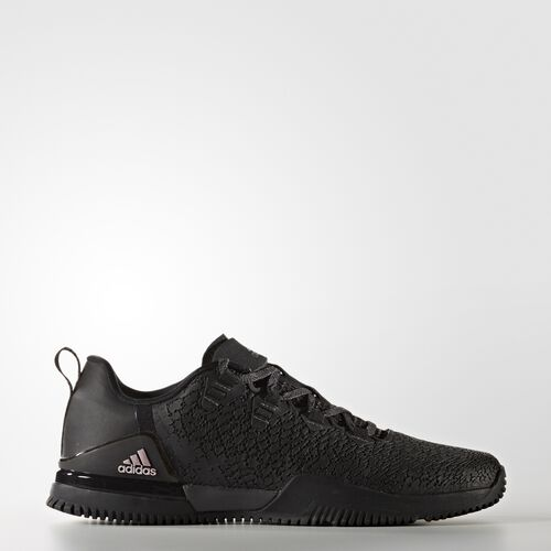 Adidas All Black Crazypower Trainer Shoes