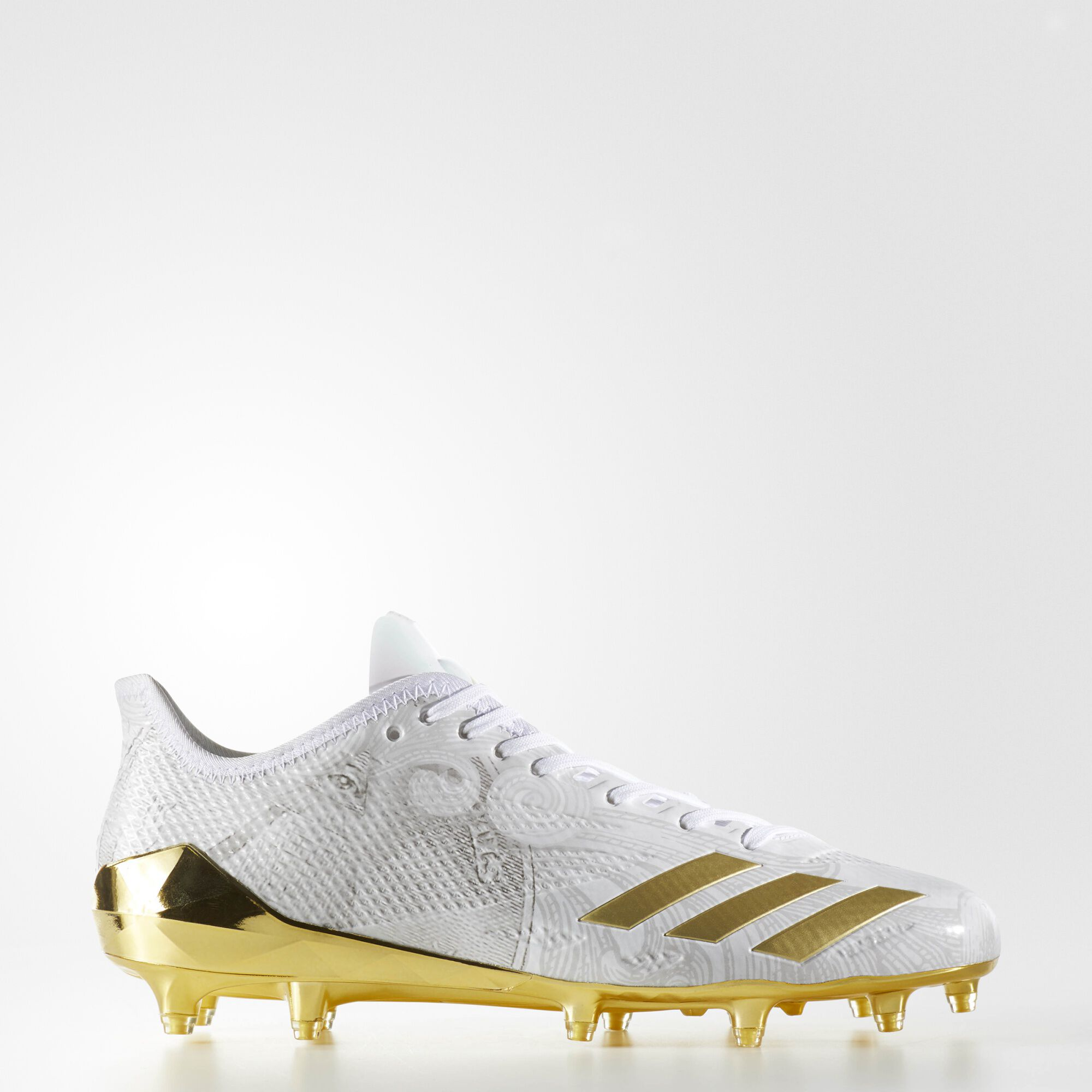 Adidas Football Cleats Gold