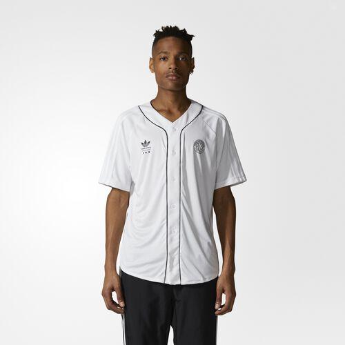 adidas - Baseball Jersey White BR3983