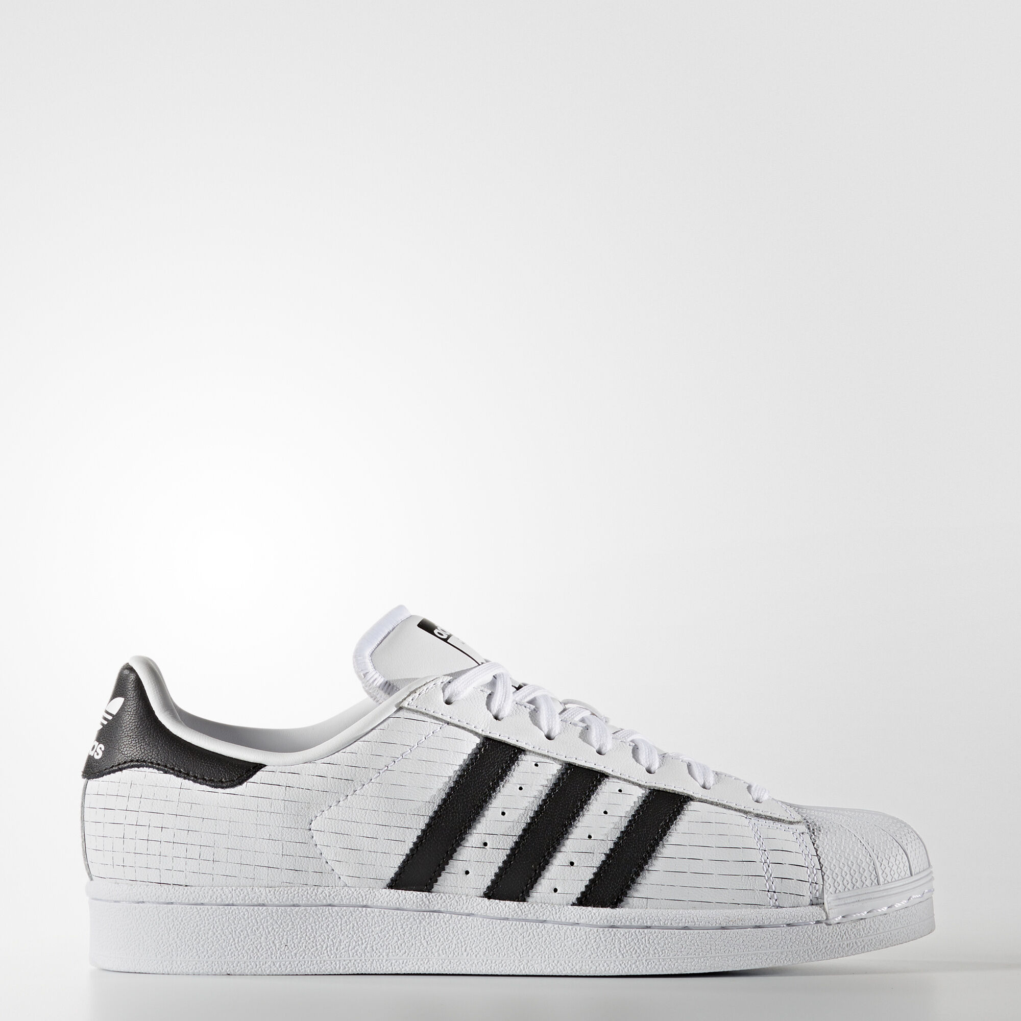 adidas mens superstar black