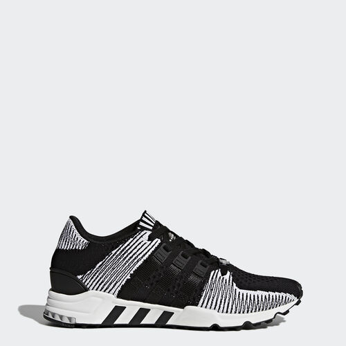adidas - EQT Support RF Primeknit Shoes Core Black  /  Core Black  /  Running White BY9689