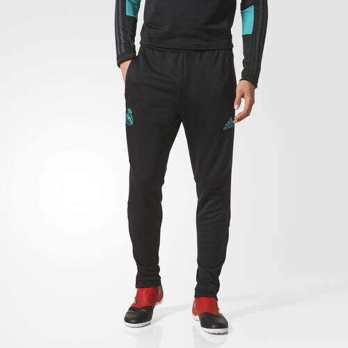 adidas - Real Madrid Replica Training Pants Black  /  Solid Grey BQ7931