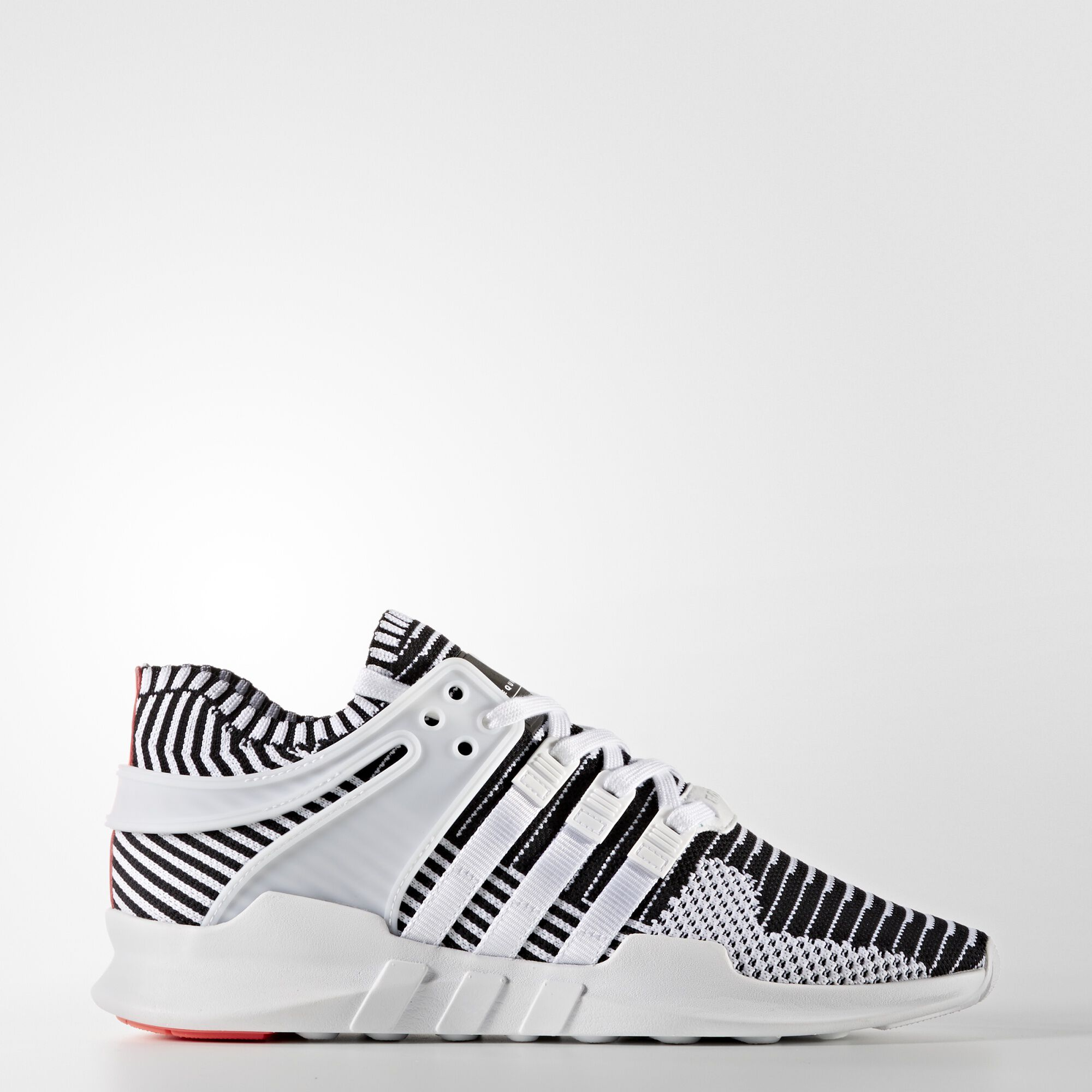 adidas EQT Support ADV Core Black Turbo Red