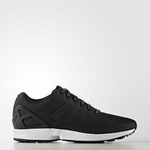 adidas - ZX Flux Shoes Core Black  /  Core Black  /  Running White Ftw S76530