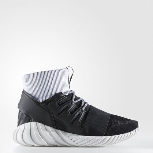 adidas - Tubular Doom Shoes Core Black  /  Core Black  /  Running White Ftw BA7555