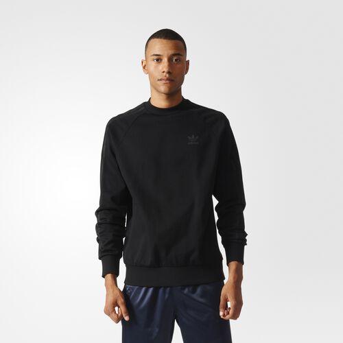 adidas - Deluxe Crew Sweatshirt Black BJ9536