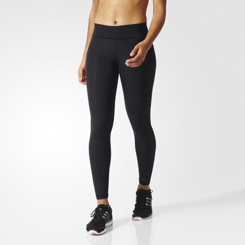 adidas - Ultimate Fit Long Tights Black AI7286