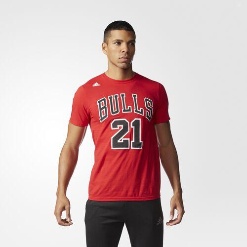 adidas - Bulls Away Replica Tee Jimmy Butler MULTI C71796