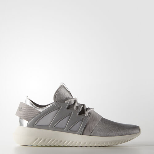 adidas  Tubular Viral Shoes Metallic Silver / Core White S75907