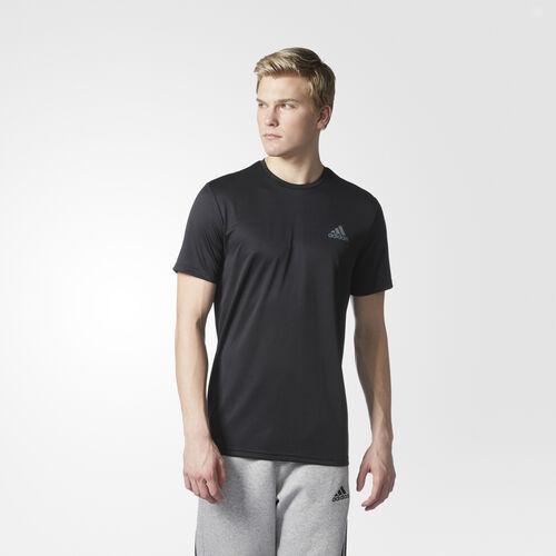 adidas - Essentials Tech Tee Black BK5776