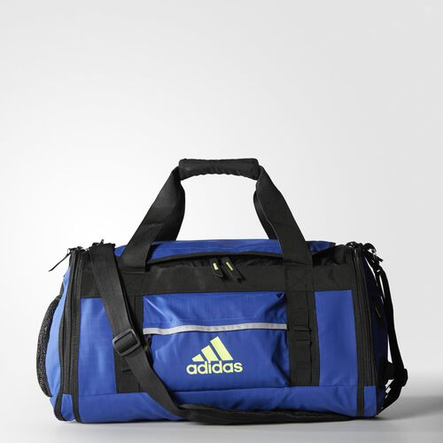 adidas - Shield Duffel Bag BOBLUE  /  SYELLO S49664