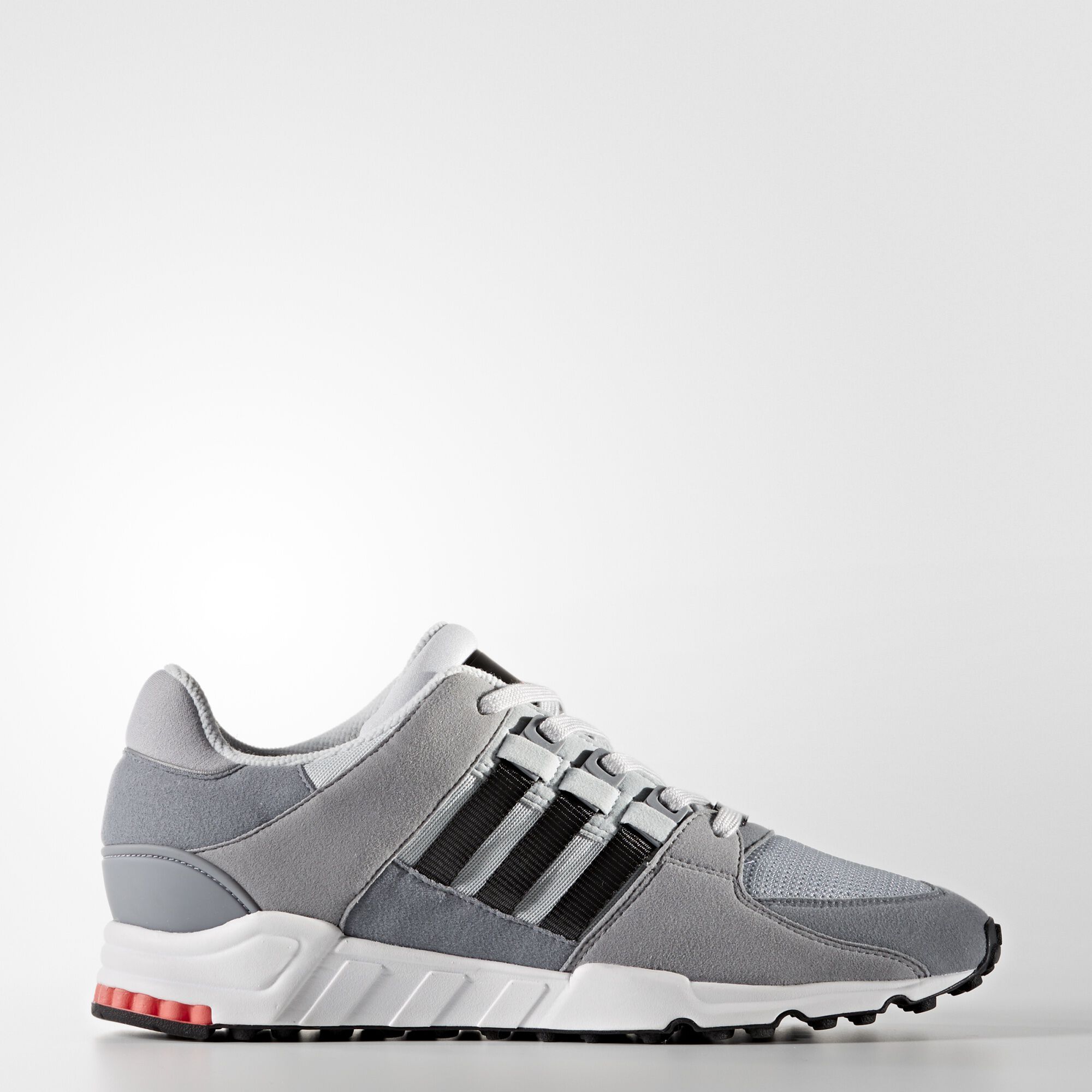 ADIDAS ORIGINALS EQT ADV SUPPORT WHITE BLACK MENS SIZE