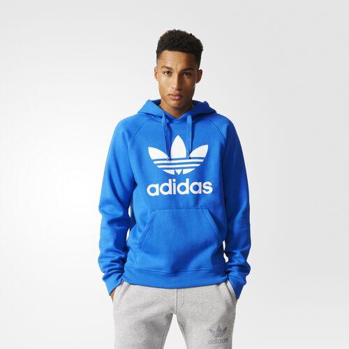 adidas - Trefoil Hoodie Bluebird AB7591