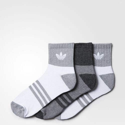 adidas - Cushioned Crew Socks 3 Pairs Multicolor AN9052