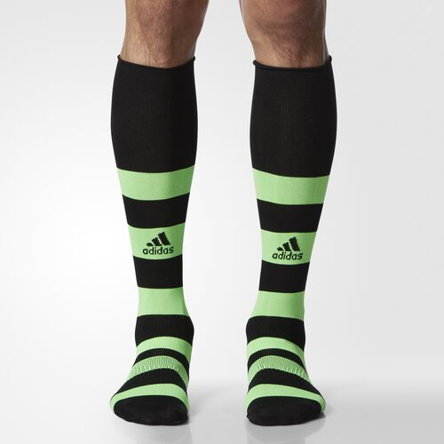 adidas - Metro Hoop Socks 1 Pair Small Black AN8690