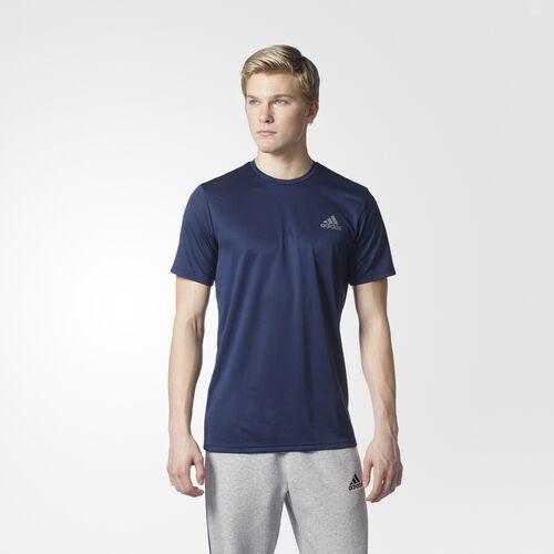 adidas - Essentials Tech Tee Collegiate Navy BJ8544