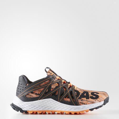adidas - vigor bounce w Grey  /  Glow Orange  /  Running White B42766