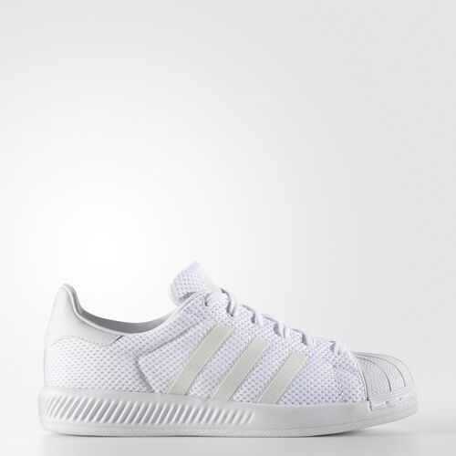 adidas - Superstar Bounce Shoes Running White Ftw  /  Running White  /  Running White BY1589