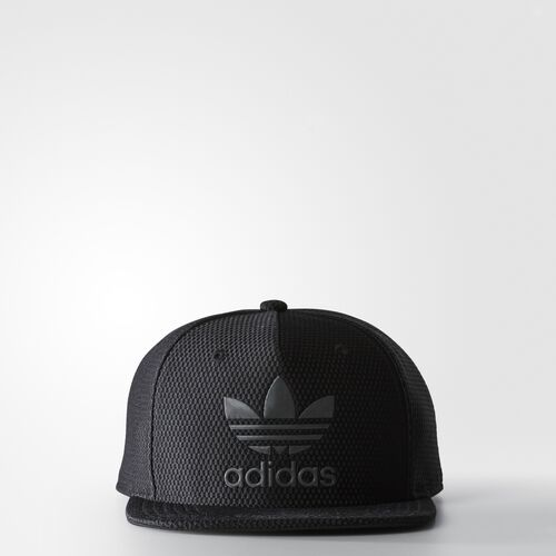 adidas - Trefoil Reflective Structured Hat Black B94107