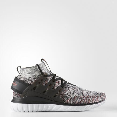 adidas - Tubular Nova Primeknit Shoes Clear Brown  /  Core Black  /  Mystery Red BB8409