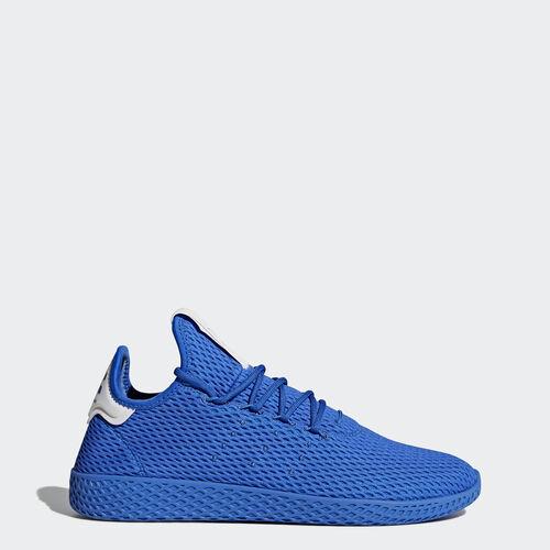 adidas - Pharrell Williams Tennis Hu Shoes Blue  /  Blue  /  Running White CP9766